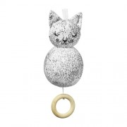 Dots of Fauna Kitty Musical Toy