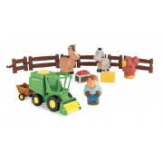 First Little Farm - Harvest Time Playset