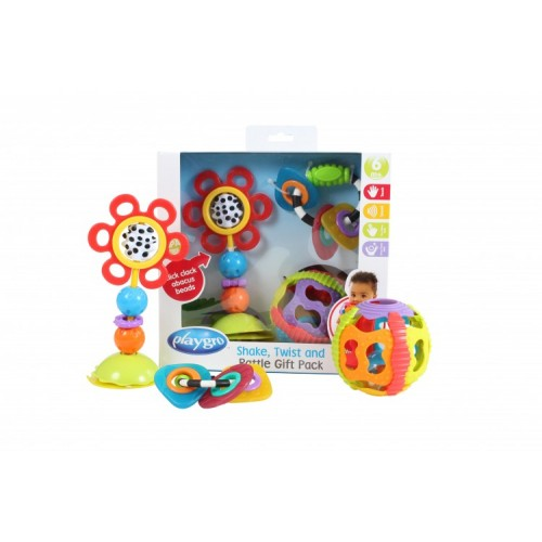 JUNYJU Shake Twist and Rattle gift Pack