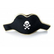 Pirate White Skull hat