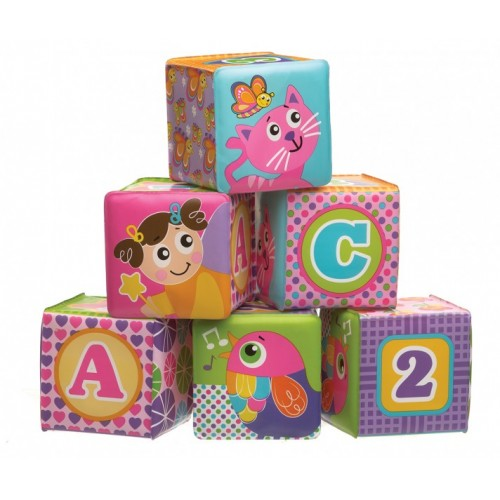 Pink bath Blocks