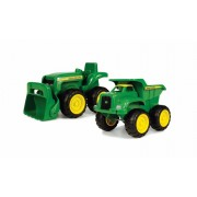 Mini Sandbox Tractor & Dump Truck set