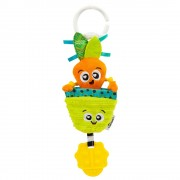 JUNI Candy the Carrot Mini Clip & Go