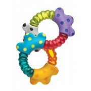 DECEMBER Click and twist Rattle